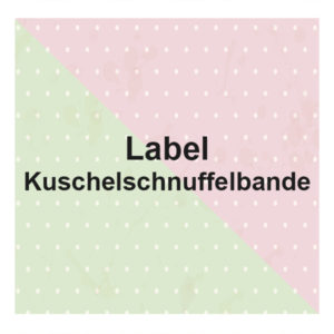 Label Kuschelschnuffelbande
