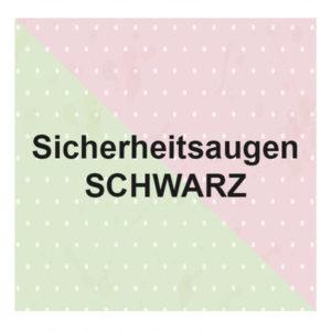 Sicherheitsaugen SCHWARZ